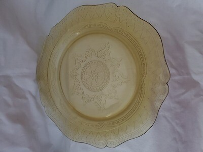 Vintage, Luncheon Plate 9 1/4