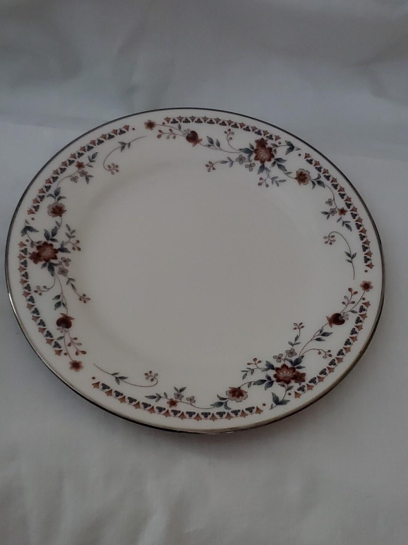 "Noritake Ivory China, Bread & Butter Plate 6 1/2"", Pattern 7237 ADAGIO"
