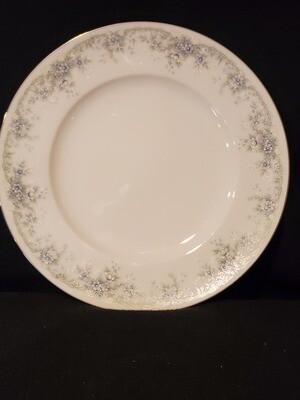 "Noritake China Ireland, Limerick #3063, Dinner Plate 10.5"""