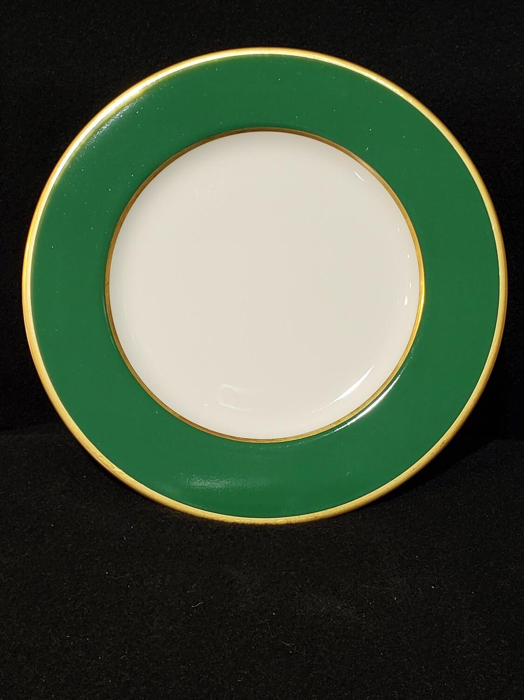Mikasa, Dinner Plate, Ming Green A6400