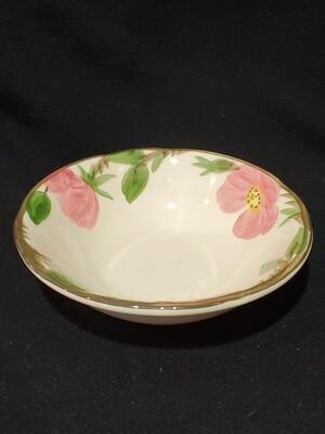 "Franciscan Coupe Cereal Bowl 5 7/8"", Desert Rose"