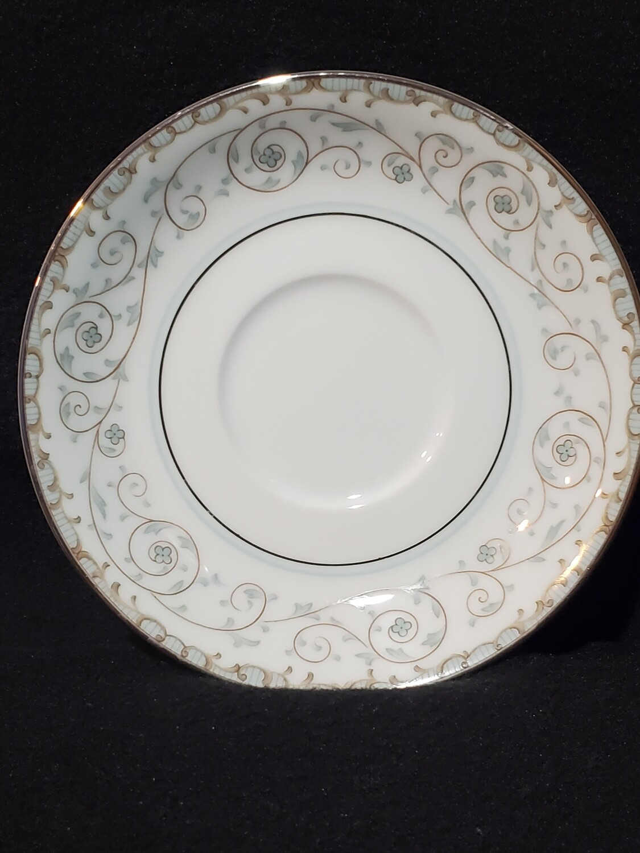 Noritake Bone China, Saucer, Oxford #5767