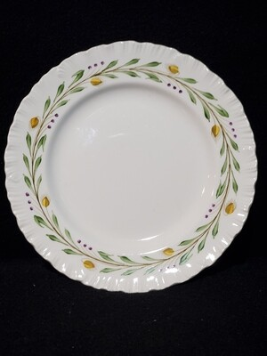 """Wedgwood China, Bread & Butter Plate 6 3/8"""", Barley #A9772 Pattern"""