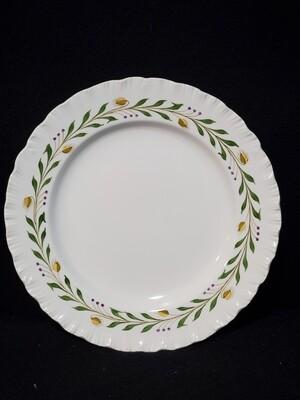 "Wedgwood China, Salad Plate 8 3/8"", Barley #A9772 Pattern"