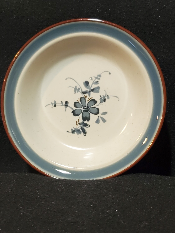 Noritake Stoneware, Rim Fruit/Desert/Sauce bowl, #8344 Pleasure
