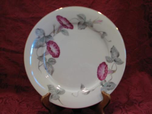 "Noritake China Morning Glory 10.5"" Dinner Plate #5108"
