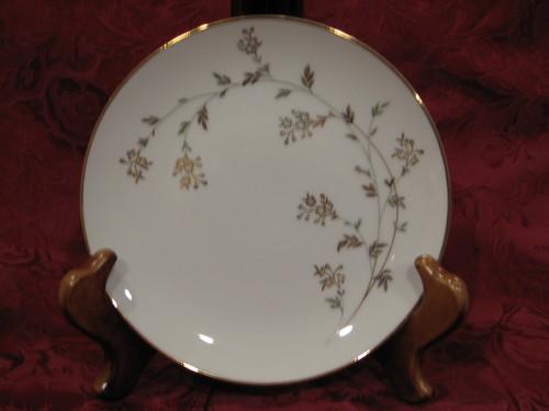 "Noritake China Bread & Butter Plate 6 3/8"" Andrea Pattern #5524"