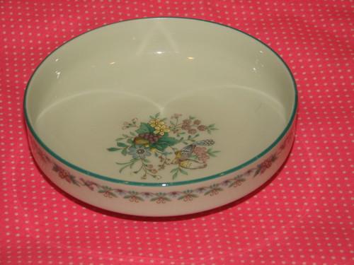 Vintage Noritake Fruit Dish, Paradise Pattern #8223 W80