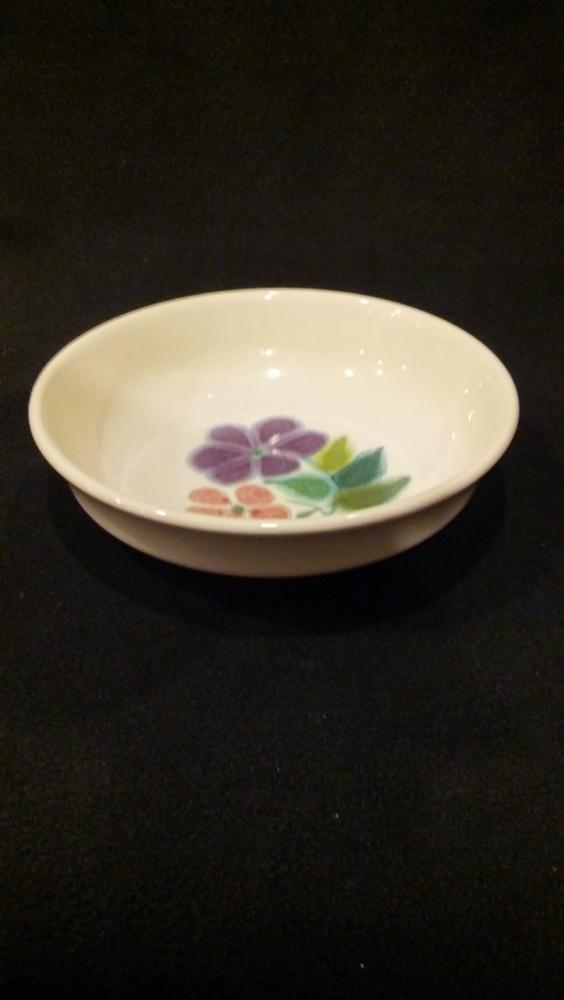 "Franciscan Earthenware, Floral Pattern, 7"" Soup/Cereal Bowl"