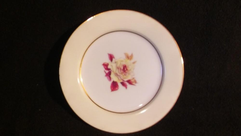 """Mikado Bread & Butter Plate 6 1/2"""", Prima Donna Pattern"""