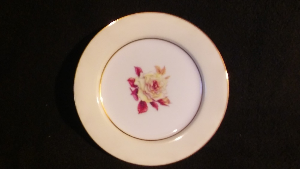 "Mikado Coupe Soup, Cereal Bowl 7 5/8"", Prima Donna Pattern"