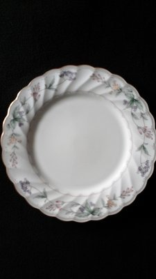 Noritake China Dinner Plate 10 1/2