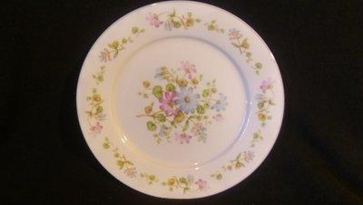 """Noritake Ivory China, Dinner Plate 10 5/8"""", Melody Pattern #7212"""
