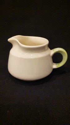 """Franciscan Earthenware, Floral Pattern, 12 oz Creamer, 3 1/4"""" H"""