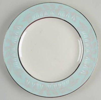 Nancy Prentiss Dinner Plate, Foxhall Pattern