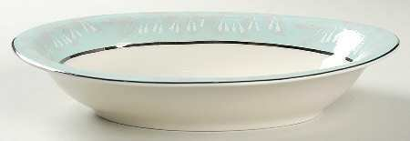 Nancy Prentiss, Oval Vegetable Bowl, Foxhall Pattern