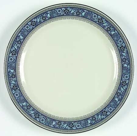 Pickard China, Dinner Plate, Overture Pattern