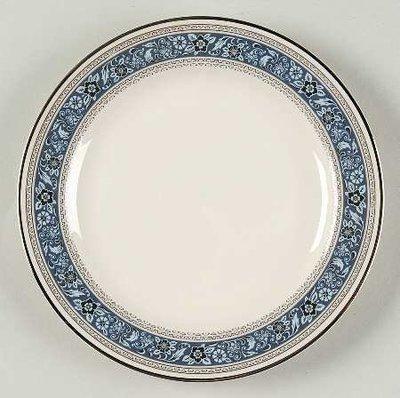 Pickard China, Salad Plate, Overture Pattern