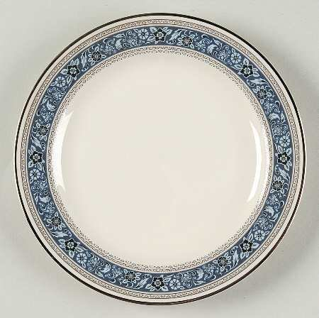Pickard China, Bread & Butter Plate, Overture Pattern