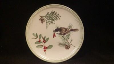 """Pfaltzgraff Salad Plate 8 1/4"""", Winterwood Pattern, Portfolio"""