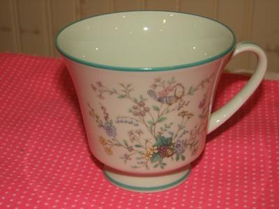 Vintage Noritake Cup, Paradise Pattern #8223 W80