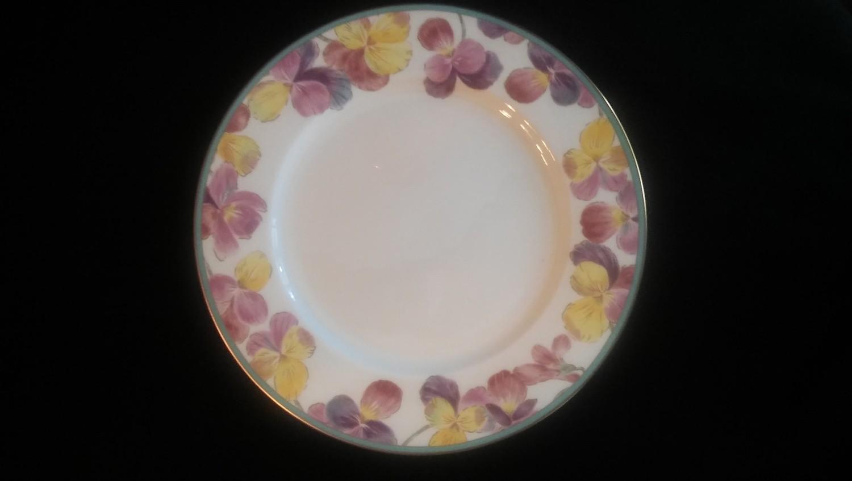 "Mikasa, Charger Service Plate 12"", Blossom Festival Pattern AL007"