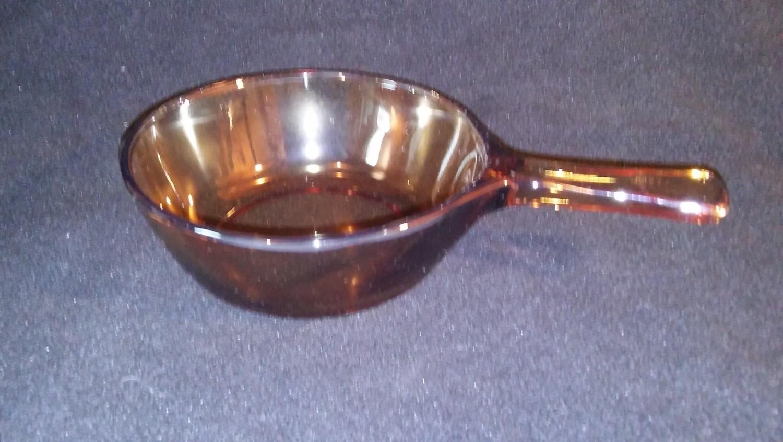 Corning Ware Visions Sauce Pan .5L (NO LID!)
