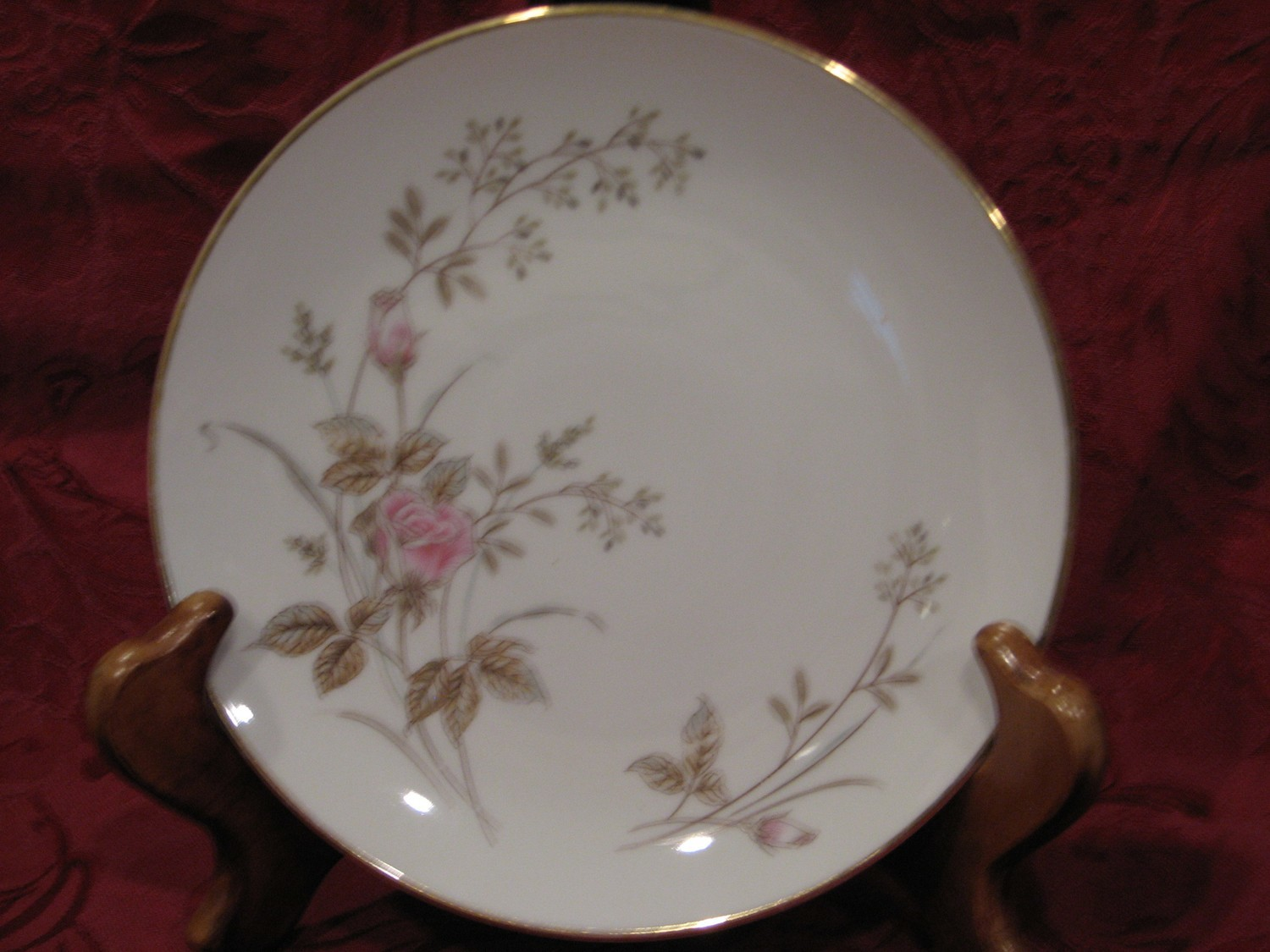 "Noritake China, Bread & Butter Plate 6 3/8"" Luise #5763"