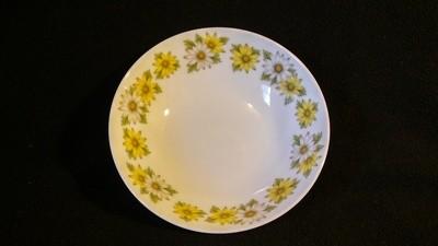 "Noritake China, Vegetable Bowl 7 1/2"", Cook &Serve, Marguerite Pattern 6730"