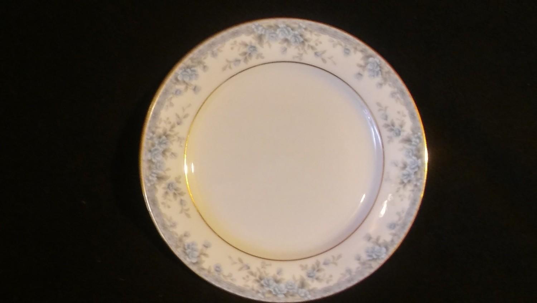 "Noritake Contemporary, Salad Plate 8 3/8"", Avalon Pattern #3390"