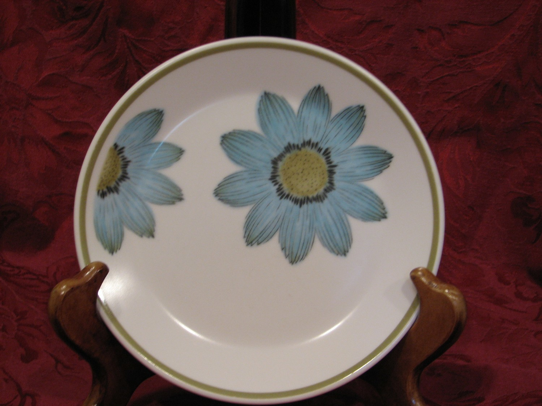 "Noritake Progression 6 3/8"" Bread & Butter Plate UP-SA Daisy Pattern #9001"