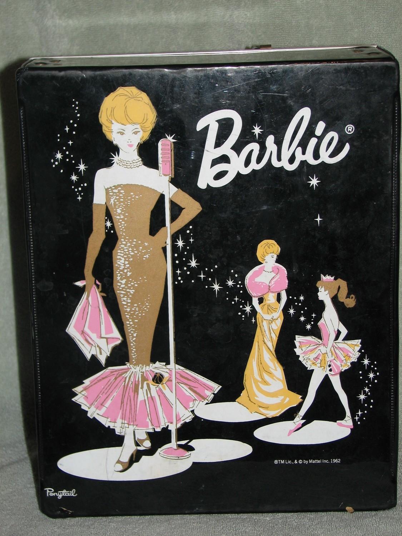 Barbie Doll Case 1962, Ponytail166