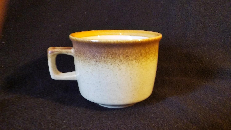 Mikasa StyleKraft, Flat Coffee Cup, Pattern # C0900