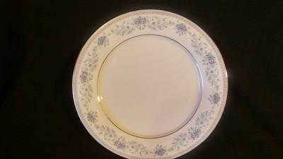 "Noritake Contemporary, Dinner Plate 10 1/2"", Blue Hill Pattern #2482"