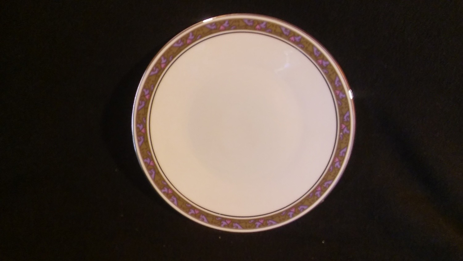 """Franciscan Masterpiece China, Salad Plate 8 1/4"""", Constantine Pattern"""
