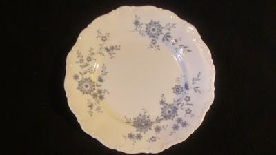 Seltmann Weiden Bavaria , Salad Plate, Christina Pattern
