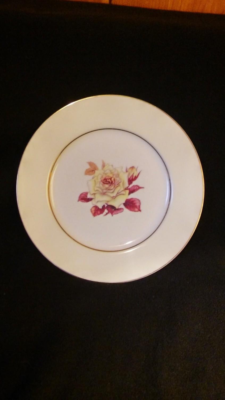 "Mikado Dinner Plate 10 1/2"", Prima Donna Pattern"