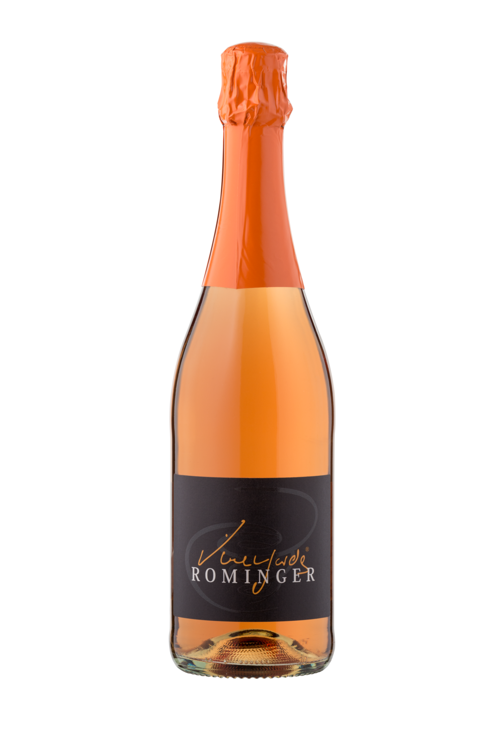 Rominger Vineyards Sekt Rose` extra trocken 12 % Vol
