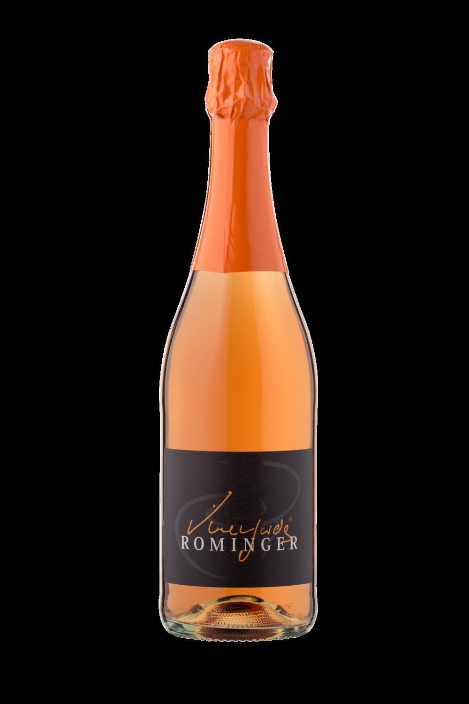Rominger Vineyards Sekt Rose` extra trocken