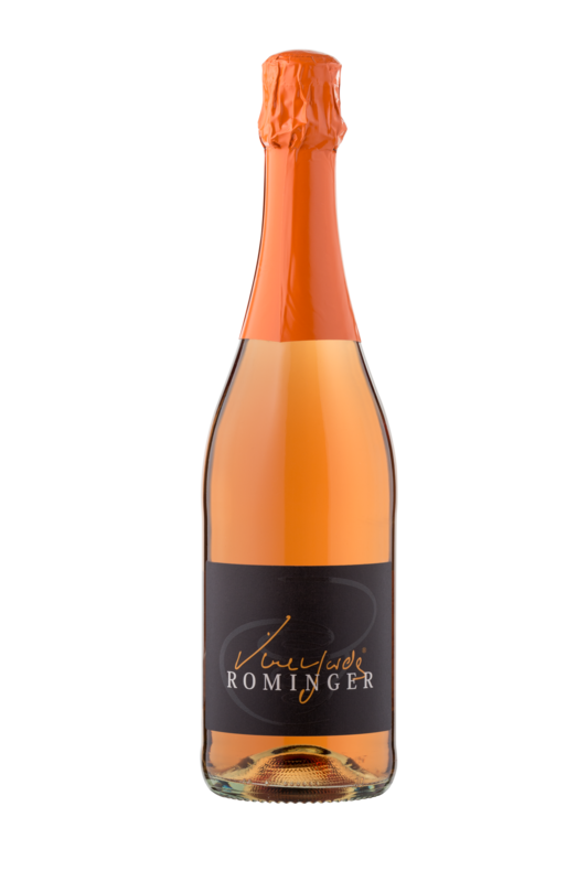 Rominger Vineyards Sekt Rose` extra trocken 12 % Vol