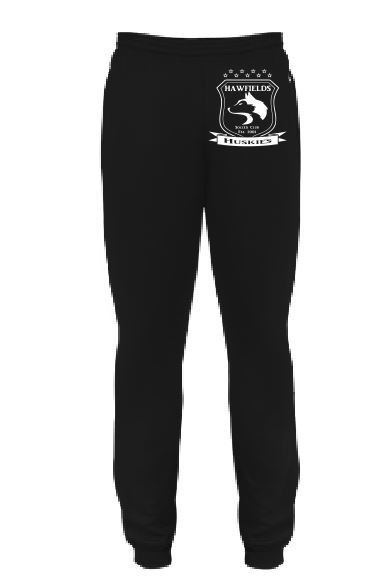 Badger Performance Jogger Pant w/embroidered logo