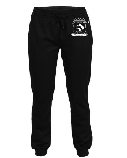 Badger Ladies Performance Jogger Pant e/embroidered logo
