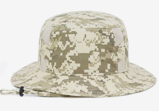 Pacific Boonie w/embroidered logo