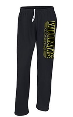 Gildan Dry Blend Sweats w/screened logo