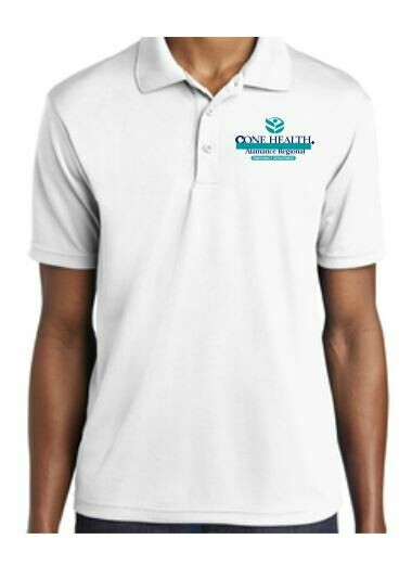 Men's Sportec Racer Polo w/embroidery
