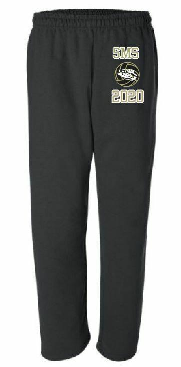Gildan Heavy Blend Sweats w/embroidered logo