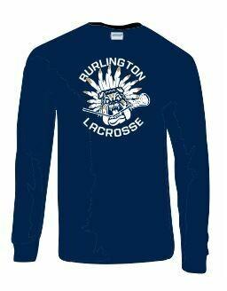 Gildan Crew Sweatshirt w/screened logo