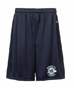 Badger B-Core Shorts w/screened logo