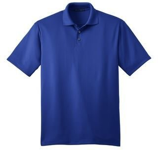 Port Authority Golf Polo with Left Chest Embroidery K528