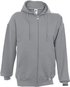 Russell Full Zip Jacket with Left Chest Embroidery